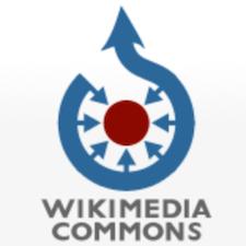 wikipedia-commons-logo